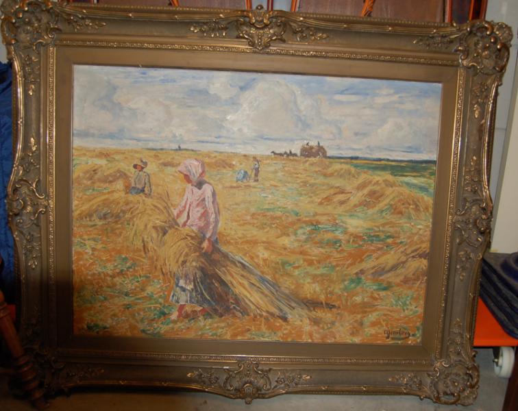 frans-schilderij